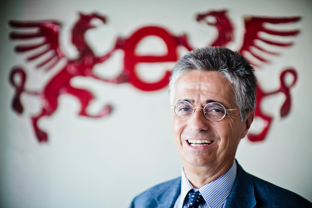 10 SEP 2011 - Torrile (Parma) - Zuccherificio Eridania. Daniele Bragaglia, direttore generale
