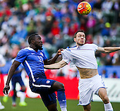 Soccer: USA vs Iceland