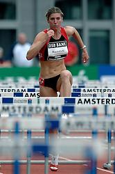 30-06-2007 ATLETIEK: NK OUTDOOR: AMSTERDAM<br /> Karin Ruckstuhl<br /> ©2007-WWW.FOTOHOOGENDOORN.NL