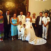 Huwelijk Grad Damen & Danielle van Gestel Breda, ouders
