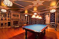 Billiard Room at 232 East 63rd Street
