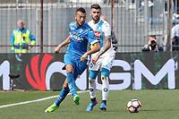 """Omar El Kaddouri Empoli<br /> Empoli 19-03-2017  Stadio """"Carlo Castellani""""<br /> Campionato Serie A 2016/2017<br /> Empoli - Napoli 2-3<br /> Foto Luca Pagliaricci / Insidefoto"""