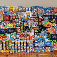CHR Food Drive 11-26-19