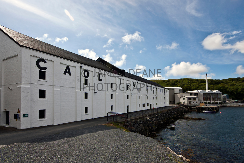 Caol Ila Distillery, Isle of Islay