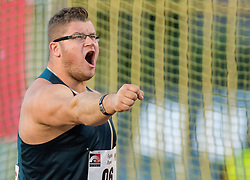 Fajdek Pawel of Poland during Hammer throw at 19th International EA Classic Meeting in Honor of Miners' Day Velenje 2014 on July 1, 2014 in Stadium Velenje, Slovenia. Photo By Vid Ponikvar / Sportida