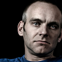 Mark Blundell, Head Shot self portrait