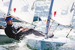, Travemünder Woche 19. - 28.07.2019, Laser 4.7 - GER 215493 - Ole SCHWECKENDIEK - Kieler Yacht-Club e. V