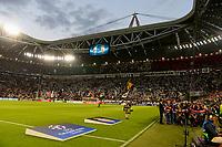 Atmosphere, Supporters <br /> Torino 09-05-2017 Juventus Stadium Football Calcio Champions League 2016/2017 semifinal Juventus - Monaco . Foto Filippo Alfero Insidefoto