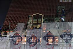 14.09.20132, Skarszewy, POL, Weltrekordversuch, Aufbau der evangelischen Kirche innerhalb von 24 Stunden. Wiederholung des historischen Ereignisses zum Bau der Kirche im Jahr 1741. Damals war es das gleiche Datum // World record attempt, the Protestant church building within 24 hours. Repetition of the historical event to build the church in 1741. At that time it was the same date. Skarszewy, Poland on 2013/09/14. EXPA Pictures © 2013, PhotoCredit: EXPA/ Newspix/ Michal Fludra<br /> <br /> ***** ATTENTION - for AUT, SLO, CRO, SRB, BIH, TUR, SUI and SWE only *****