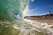 Crashing Waves on Aliso Creek Beach in Laguna