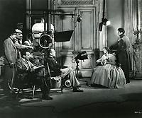 1937 Filming at MGM Studios