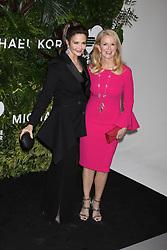 October 17, 2017 - New York City, New York, USA - 10/16/17.Lynda Carter and Blaine Trump at The 11th Annual God''s Love We Deliver Golden Heart Awards in New York City. (Credit Image: © Starmax/Newscom via ZUMA Press)