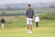 Aaron Edwards-Hill (Chelmsford) during the semi final of the  North of Ireland Amateur Championship, Portstewart Golf Club, Portstewart, Antrim,  Ireland. 12/07/2019<br /> Picture: Golffile | Fran Caffrey<br /> <br /> <br /> All photo usage must carry mandatory copyright credit (© Golffile | Fran Caffrey)