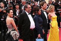 Jury Un Certain Regard . at the gala screening of Jeune & Jolie at the 2013 Cannes Film Festival 16th May 2013