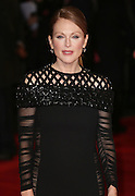 """Nov 10, 2014 - """"The Hunger Games: Mockingjay Part 1""""  World Premiere at Odeon Leicester Square, London<br /> <br /> Pictured: Julianne Moore<br /> ©Exclusivepix"""