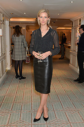 OLIVIA HUNT at the launch of Mrs Alice in Her Palace - a fashion retail website, held at Fortnum & Mason, Piccadilly, London on 27th March 2014.