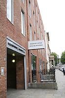 The Irish passport office on Molesworth Street in Dublin Ireland