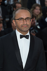 Andrey Zvyagintsev attending the Closing Ceremony during the 70th annual Cannes Film Festival held at the Palais Des Festivals in Cannes, France on May 28, 2017 as part of the 70th Cannes Film Festival. Photo by Nicolas Genin/ABACAPRESS.COM