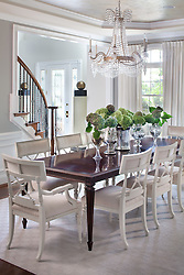 Kristi Drimakz INDAHL INTERIORS INC 43582 Old Kinderhook Dr, Ashburn, VA Dining Room