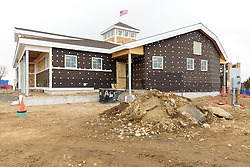 Meigs Point Nature Center at Hammonasset Beach State Park  <br /> Connecticut State Project No: BI-T-601<br /> Architect: Northeast Collaborative Architects  Contractor: Secondino & Son<br /> James R Anderson Photography New Haven CT photog.com<br /> Date of Photograph: 29 January 2016<br /> Camera View: 06