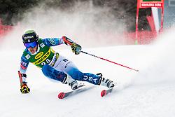 River Radamus (USA) during the Audi FIS Alpine Ski World Cup Men's Giant Slalom at 60th Vitranc Cup 2021 on March 13, 2021 in Podkoren, Kranjska Gora, Slovenia Photo by Grega Valancic / Sportida