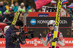 Johann Andre Forfang (NOR) during the Ski Flying Hill Individual Competition at Day 1 of FIS Ski Jumping World Cup Final 2016, on March 17, 2016 in Planica, Slovenia. Photo by Grega Valancic / Sportida