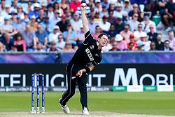 Matt Henry of New Zealand - Mandatory by-line: Robbie Stephenson/JMP - 03/07/2019 - CRICKET - Emirates Riverside - Chester-le-Street, England - England v New Zealand - ICC Cricket World Cup 2019 - Group Stage