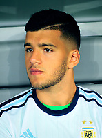 Conmebol - World Cup Fifa Russia 2018 Qualifier / <br /> Argentina National Team - Preview Set - <br /> Geronimo Rulli