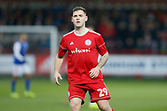 Accrington Stanley forward Billy Kee (29)  during the The FA Cup 3rd round match between Accrington Stanley and Ipswich Town at the Fraser Eagle Stadium, Accrington, England on 5 January 2019.