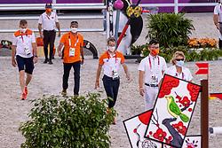 Van Der Vleuten Maikel, NED, Van Der Vleuten Eric, NED<br /> Olympic Games Tokyo 2021<br /> © Hippo Foto - Dirk Caremans<br /> 06/08/2021
