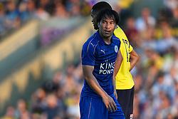 Shinji Okazaki of Leicester City - Mandatory byline: Jason Brown/JMP - 19/07/2016 - FOOTBALL - Oxford, Kassam Stadium - Oxford United v Leicester City - Pre Season Friendly