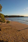 Kaunaoa Beach, Mauna Kea Beach and Resort, Kohala Coast, Island of Hawaii
