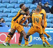 Sheffield Wednesday v Hull City 171015