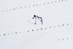Andraz Pograjc during testing jumps at Ski jumping Flying Hill One day before FIS World Cup Ski Jumping Final Planica 2018, on March 21, 2018 in Ratece, Planica, Slovenia. Photo by Urban Urbanc / Sportida