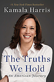 "January 08, 2019 - WORLDWIDE: Kamala Harris ""The Truths We Hold"" Book Release"