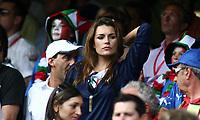Foto Omega/Colombo<br /> 26/06/2006 Campionati Mondiali di Calcio 2006<br /> Ottavi di Finale <br /> Italia -Australia  <br /> nella foto : alena seredova in tribuna