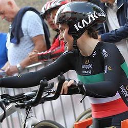 31-08-2017: Wielrennen: Boels Ladies Tour: Roosendaal: Elisa Longo Borghini