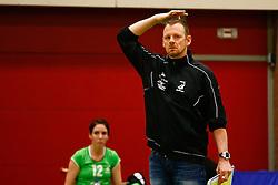 20141217 NED: Challenge Cup, Coolen Alterno - VDK Gent: Apeldoorn<br />Wilfried Groothuis, Coolen Alterno<br />©2014-FotoHoogendoorn.nl / Pim Waslander