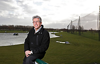 SCHIPLUIDEN - Directeur Herman van der Vlis van Golfbaan Delfland in Schipluiden. FOTO KOEN SUYK
