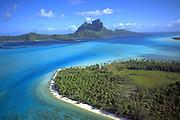 Mt. Otemanu, Bora Bora, French Polynesia<br />