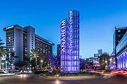 Gateway Monument Signage Grand Plaza Anaheim Convention Center