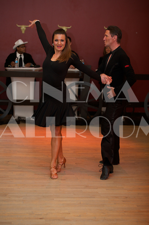 Brittany Winek, Eric