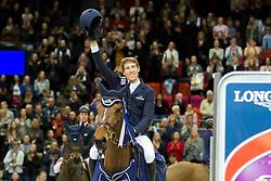 Von Eckermann Henrik, SWE, Mary Lou 194<br /> Gothenburg Horse Show FEI World Cups 2017<br /> © Hippo Foto - Peter Zachrisson<br /> 26/02/17