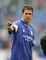 Fotball<br /> Bundesliga Tyskland 2004/2005<br /> Foto: Witters/Digitalsport<br /> NORWAY ONLY<br /> <br /> Marcelo BORDON <br /> Fussballspieler FC Schalke 04