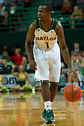 WACO, TX - DECEMBER 18: Kenny Chery #1 of the Baylor Bears brings the ball up court against the Northwestern State Demons on December 18 at the Ferrell Center in Waco, Texas.  (Photo by Cooper Neill/Getty Images) *** Local Caption *** Kenny Chery