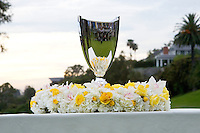 22 February 2009: Silver Tiffany Trophy  during the final round of the PGA Tour 2009 Northern Trust Open at The Riviera Country Club on Sunday in Los Angeles, CA.
