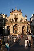 Old town; Prague, Czech Republic.