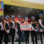 Africa on the Square 2017