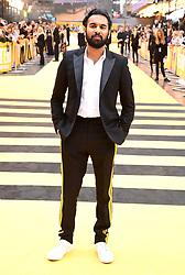 Himesh Patel attending the Yesterday UK Premiere held in London, UK.