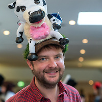 REPRO FREE<br /> Ciaran Fitzgibbon Inniscarra pictured at the 43nd Kinsale Gourmet Festival Mad Hatters Taste of Kinsale.<br /> Picture. John Allen